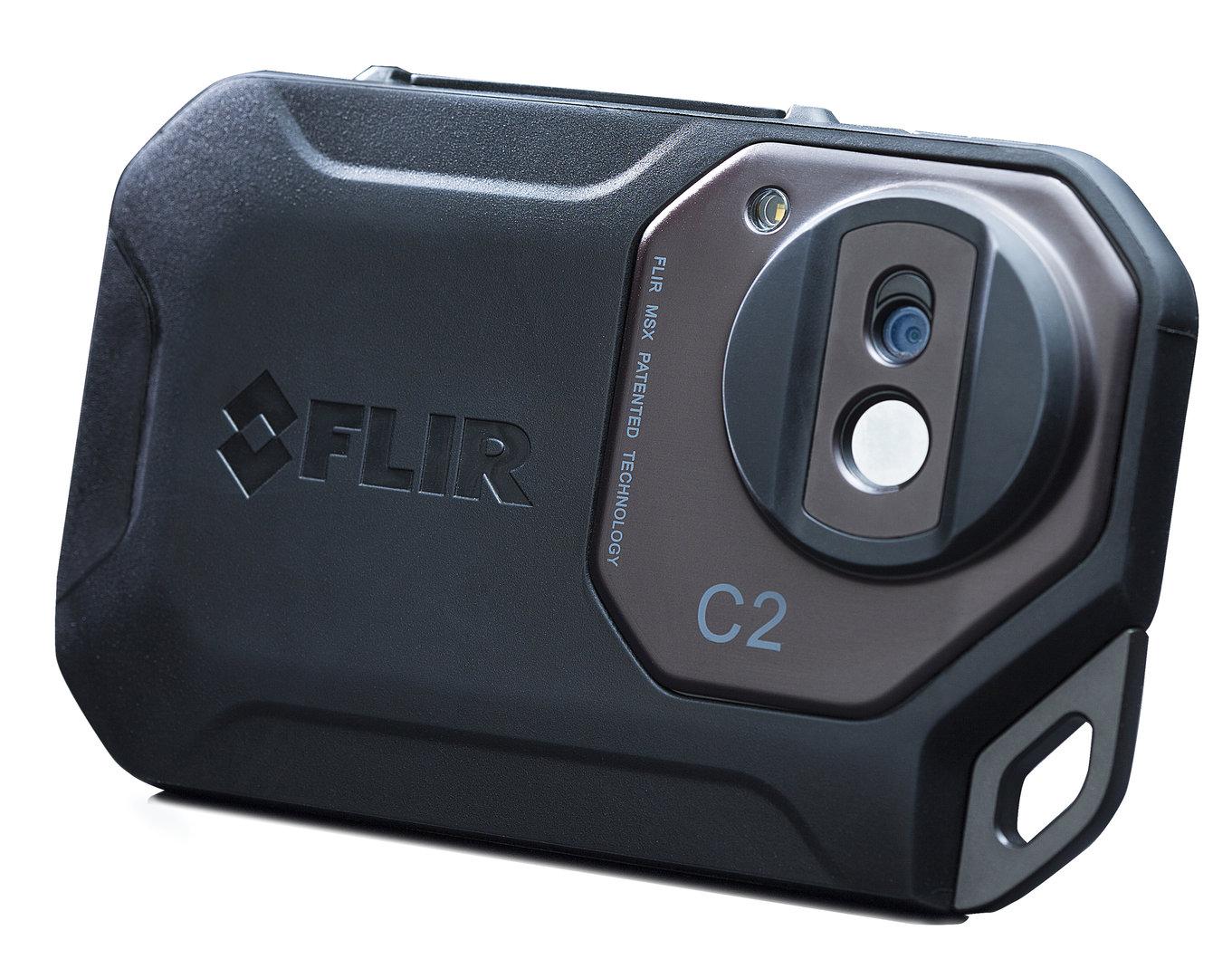 Flir C3 Infraredcamera Flir Infrarotkameras De