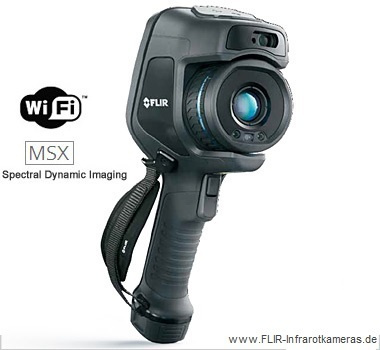 FLIR E53_24° top Demo-Infaredcamera by FLIR-Infrarotkameras de