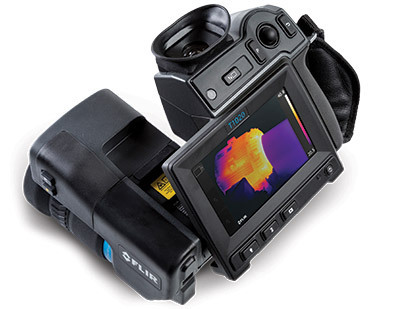 FLIR T1020 28° Infared Megapixel Camera